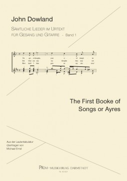 Dowland: The first book