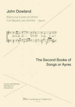 Dowland: The Second Book