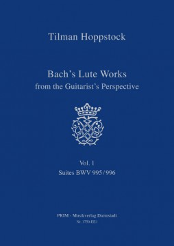 Hoppstock: Bach book Vol. 1