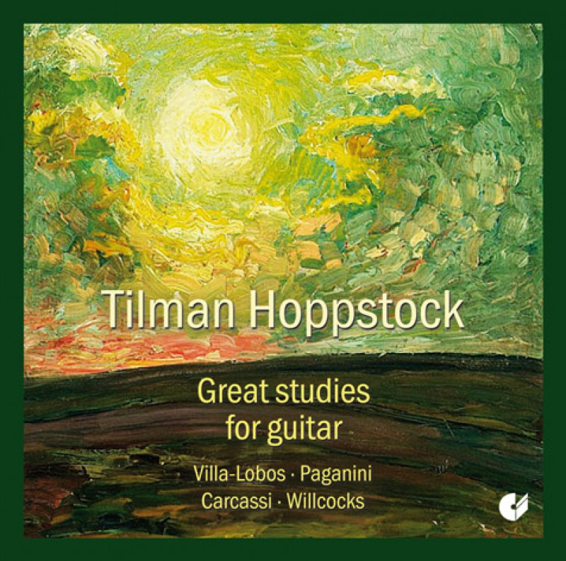 Great Studies for Guitar Willcocks, Carcassi, Villa-Lobos, Paganini