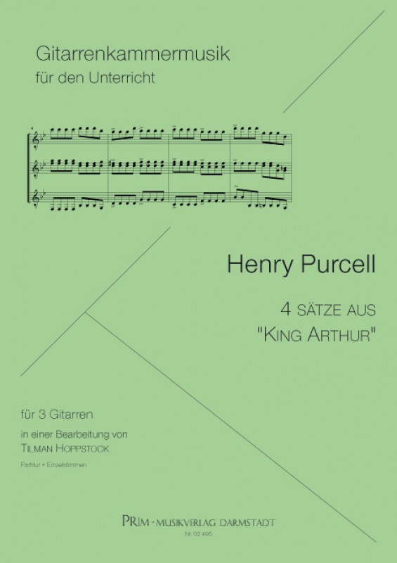 Purcell: aus King Arthur