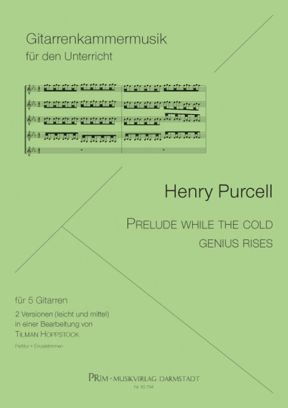 Henry Purcell What Power art thou