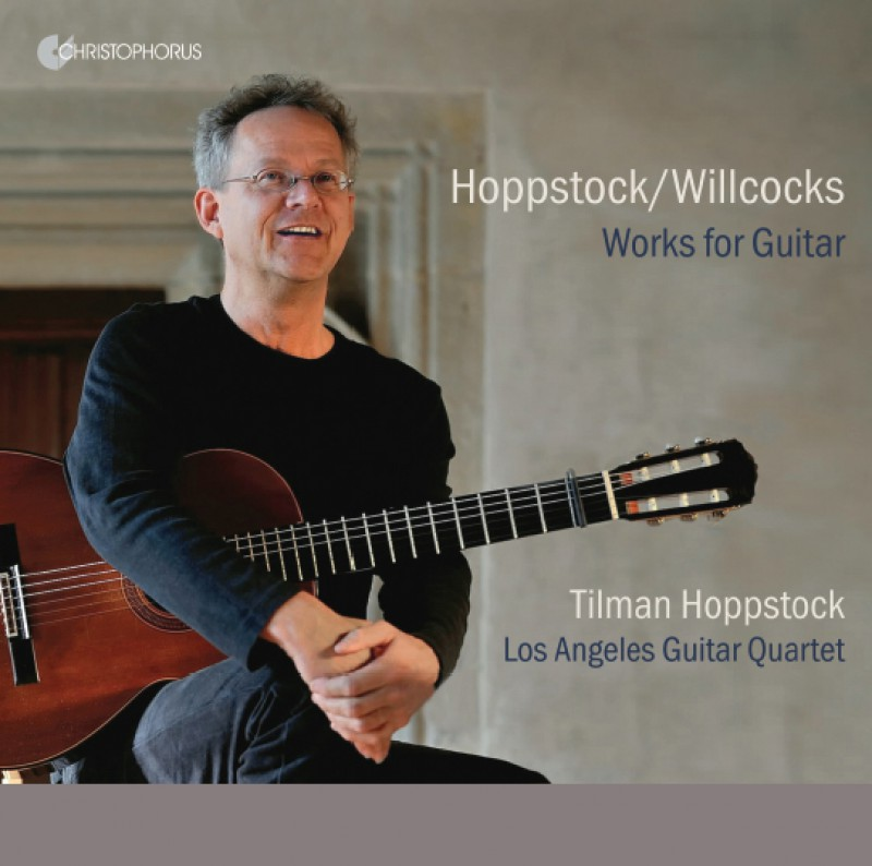 Hoppstock (Willcocks) Complete Works for guitar